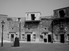 Harwich Redoubt Fort (April)